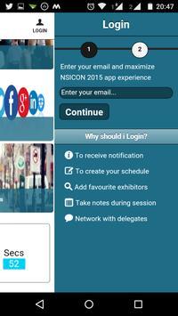 NSICON 2015 screenshot 5
