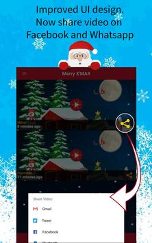 Christmas greetings video card apk download free entertainment app christmas greetings video card poster m4hsunfo