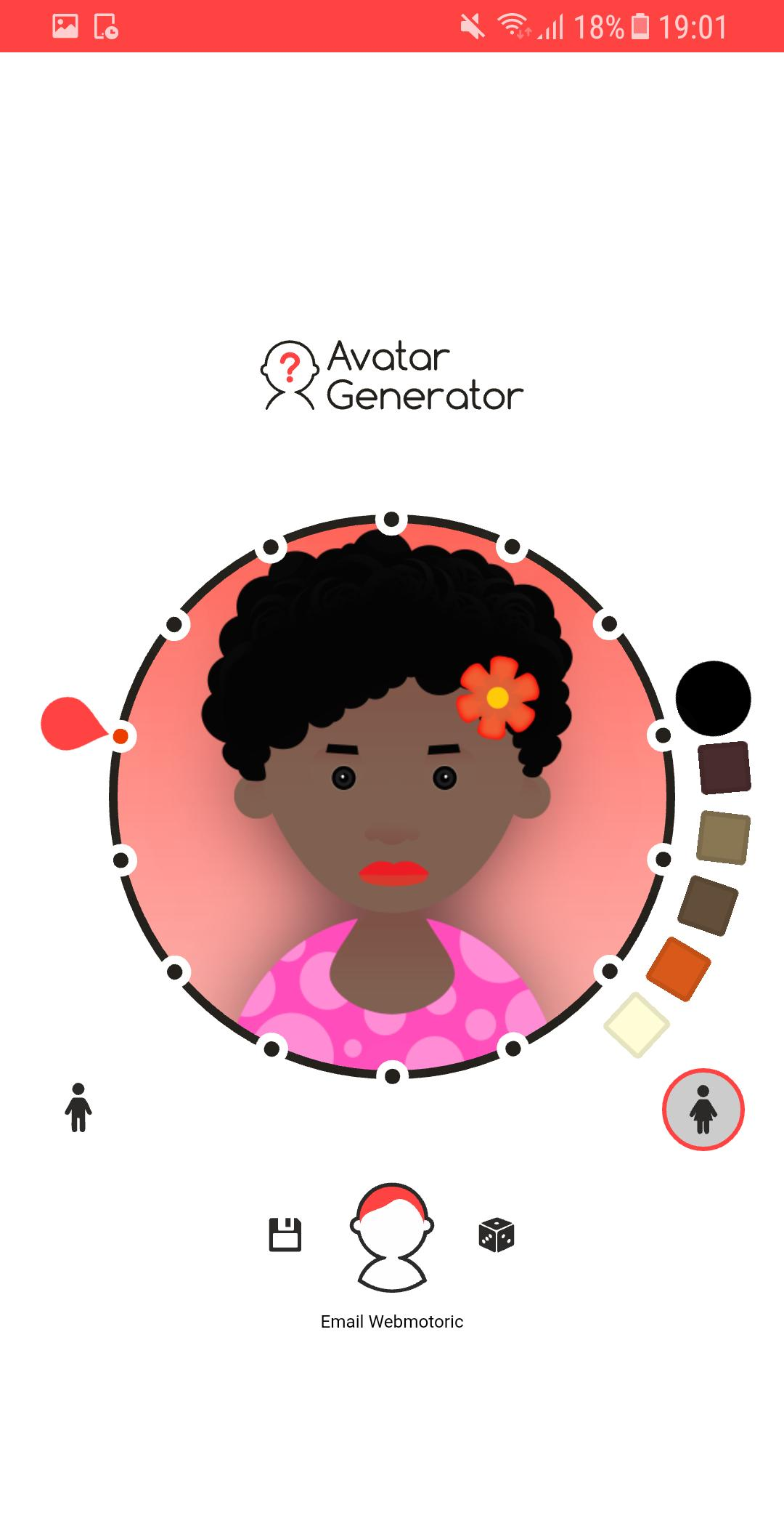 The Avatar Generator for Android - APK Download