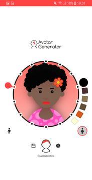 The Avatar Generator apk screenshot
