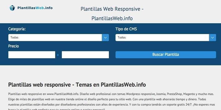 Diseño y Plantillas Web Descarga APK - Gratis Herramientas ...