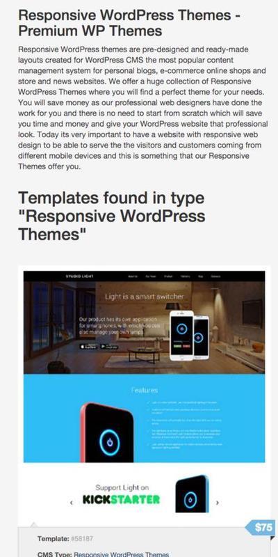 Website Vorlagen Web Design APK-Download - Kostenlos Tools APP für ...