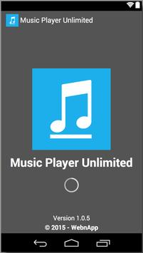 Music Player Unlimited screenshot 5