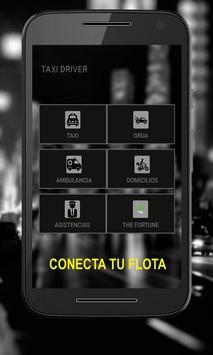 TDRIVER, QAPP  Conductor Bogota poster