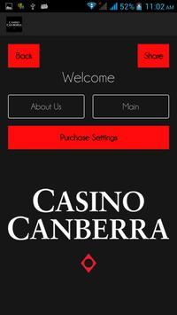 Casino Canberra screenshot 3