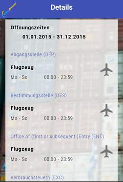 EU Zollstellen apk screenshot