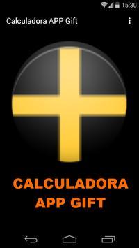 Calculator APP Gift poster