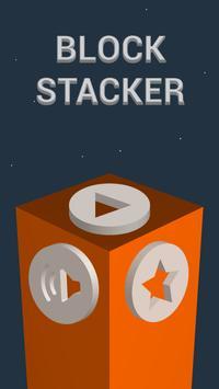 Block Stack poster