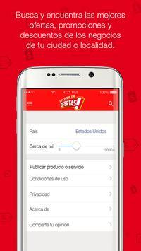 La web de ofertas apk screenshot