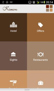 Kimon Hotel screenshot 1
