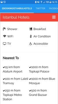 eBooking Istanbul , Hotels , Tours , Tours Guide screenshot 5
