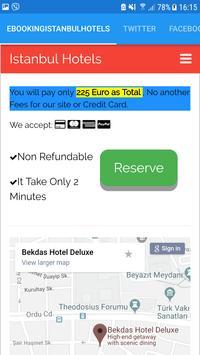 eBooking Istanbul , Hotels , Tours , Tours Guide screenshot 6