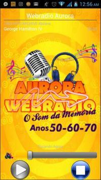 Webradio Aurora poster
