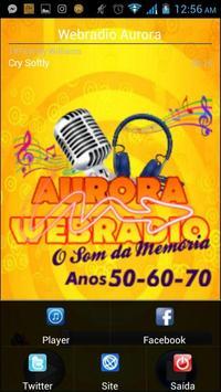 Webradio Aurora screenshot 1
