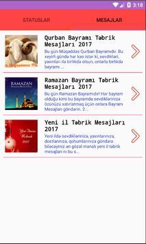 Watsap və Facebok üçün Stasuslar screenshot 2