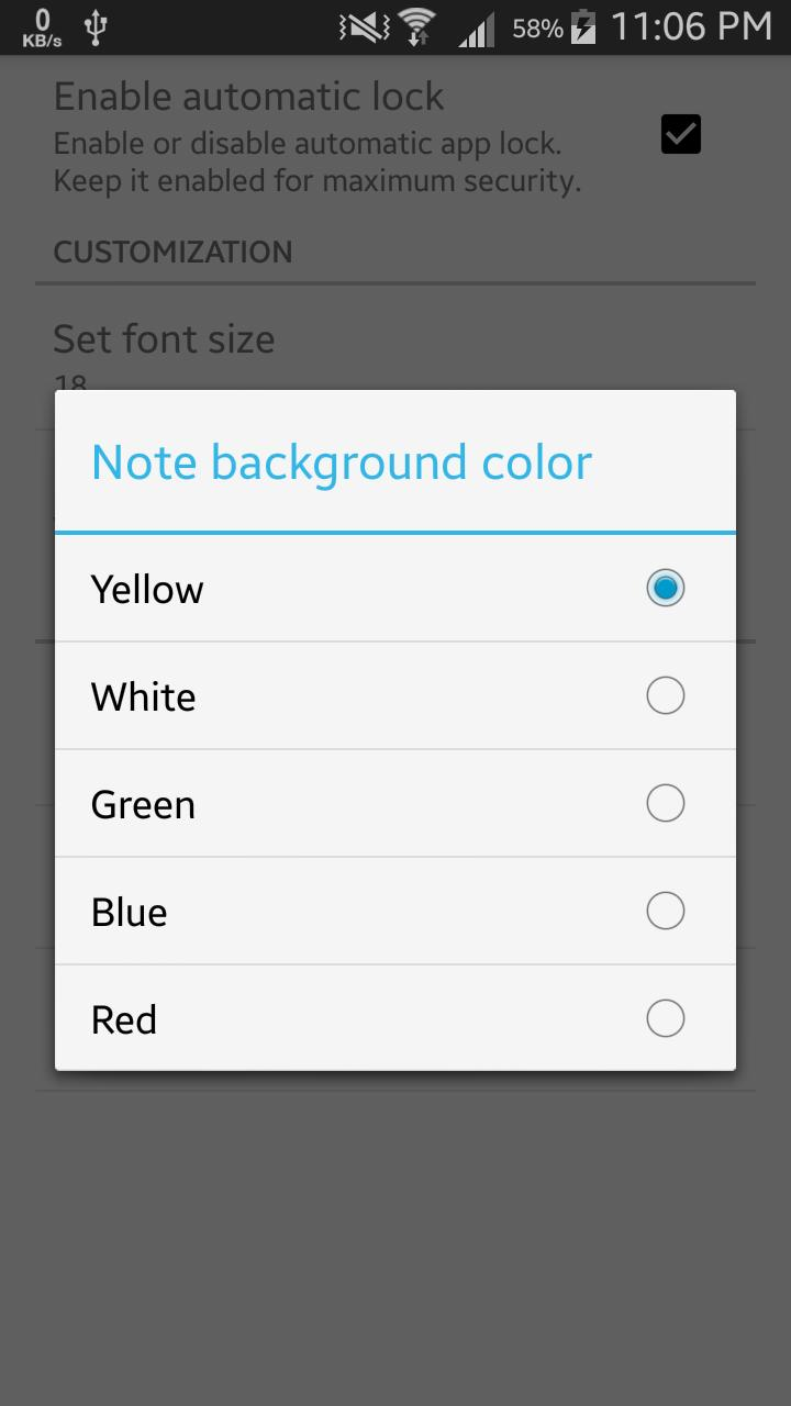Private Notebook for Android - APK Download
