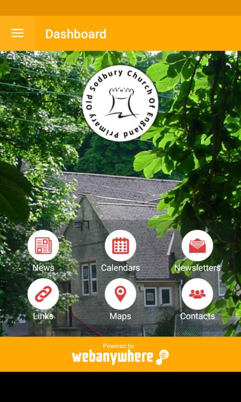 Old Sodbury COfE Primary School (BS37 6NB) apk screenshot