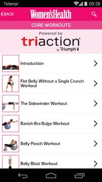 WH 15-Minute Workouts apk screenshot