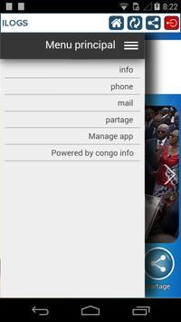 ILOGS apk screenshot