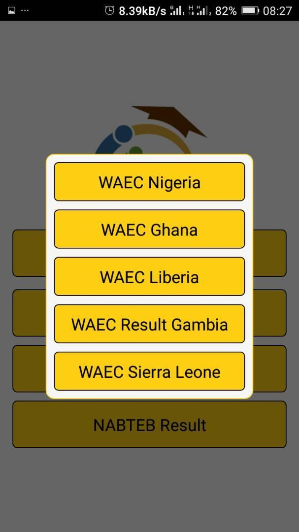 JAMB WAEC NECO Result Checker for Android - APK Download