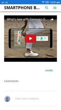 Smartphone Buzz - Stay Updated screenshot 1