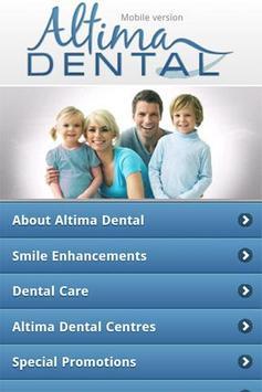 Altima Dental poster