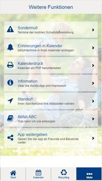 Landkreis Coburg Abfall-App screenshot 6