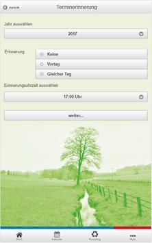 Landratsamt Erding Abfall-App screenshot 5