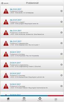 Landratsamt Erding Abfall-App screenshot 6