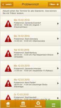 Landkreis Kelheim Abfall-App screenshot 5
