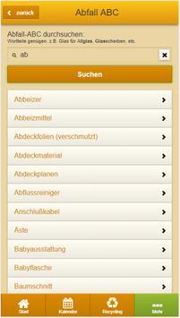 Landkreis Kelheim Abfall-App screenshot 6