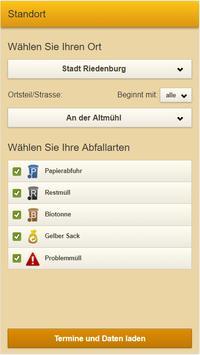 Landkreis Kelheim Abfall-App screenshot 1