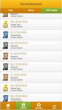 Landkreis Kelheim Abfall-App screenshot 3