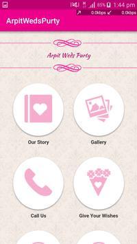 ArpitWedsPurty apk screenshot