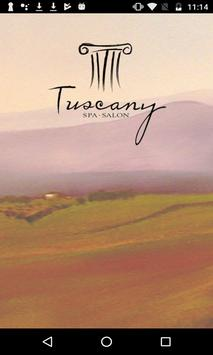 Tuscany Spa Salon poster