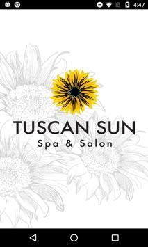 Tuscan Sun Spa & Salon-poster