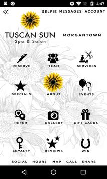 Tuscan Sun Spa & Salon screenshot 2