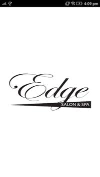 EDGE Salon and Spa Stylist App poster