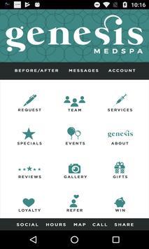 Genesis Med Spa screenshot 1