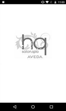 Head Quarters Salon poster