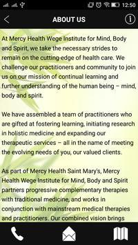 Mercy Health screenshot 2