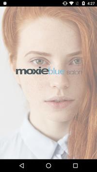 Moxie Blue poster