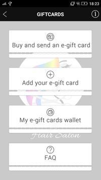 The Full Spectrum Hair Salon apk screenshot