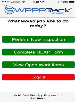 SWPPPTrack PRO screenshot 3