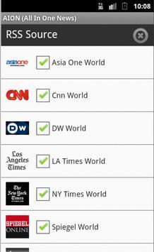 AION | All In One News - Lite screenshot 2