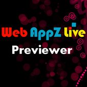 Web AppZ Live Previewer icon