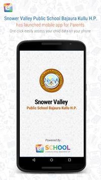 Snower Valley Public School poster