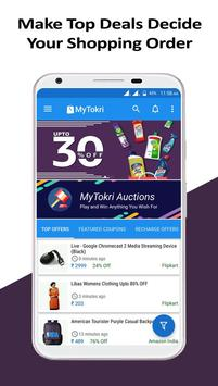 MyTokri - Best Deals, Coupons poster