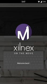 Xilnex™ On The Move (Beta) poster