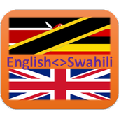 English Swahili Dictionary icon